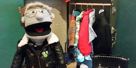Build a puppet - Tallygaroopna tickets