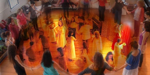 Dance of the Soul (Sufi Whirling Workshop & Gathering)