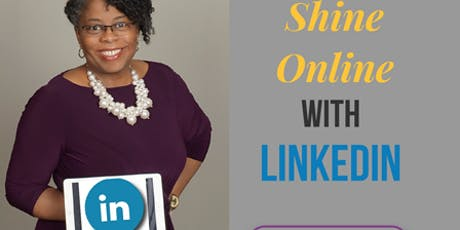 """Clarene Mitchell's Book Release Reception - """"Shine Online With LinkedIn"""" tickets"""