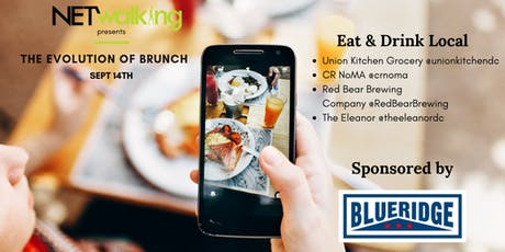Netwalking Presents: The Evolution of Brunch tickets