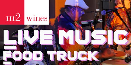 "Live Music: ""Network""  at m2 wines with Midgley's food truck tickets"