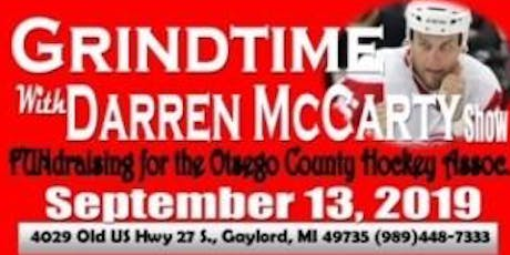 Grindtime with Darren McCarty Show tickets