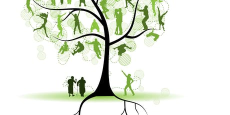 Who is in your Family Tree?	Bend/Redmond Family History Discovery Day tickets