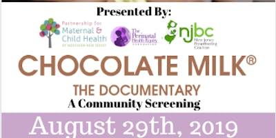 Chocolate Milk Screening-JERSEY CITY