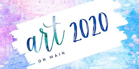 Art On Main 2020 tickets