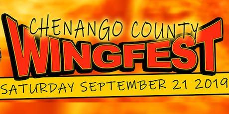 CC Wingfest tickets