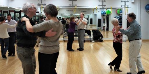 Intermediate Ballroom Dance Class--6 Wk. Session