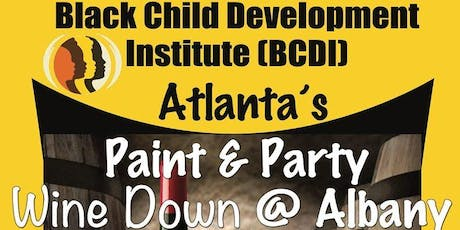 BCDI-Atlanta Paint & Party Wine Down tickets