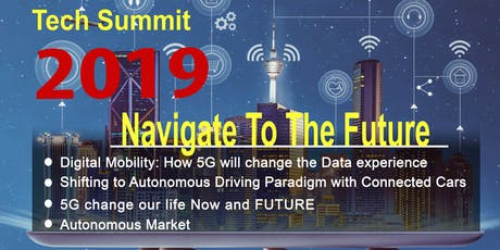 SVCACA 矽谷美華科技商會  Tech Summit: Navigate to the future tickets