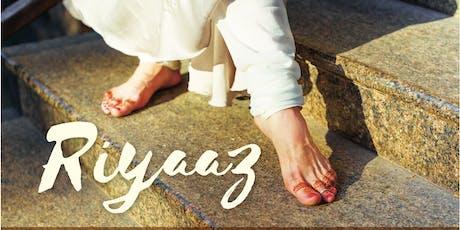 Riyaaz tickets