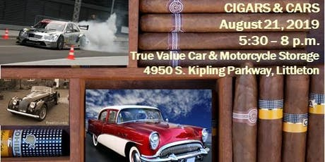 Cigars & Cars tickets