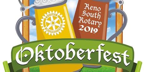 Oktoberfest 2019 - Reno South Rotary tickets