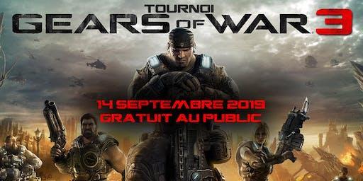 Gears of war 3 - Tournoi