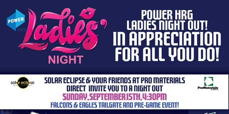 Power ATL - Ladies Night Out tickets