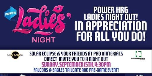 Power ATL - Ladies Night Out