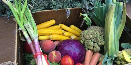 CoPious Organic Produce Box Pick-Up in Highland Park  tickets