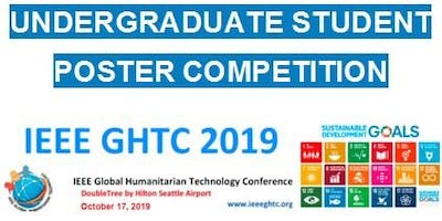 IEEE GHTC Undergraduate Student Poster Competition