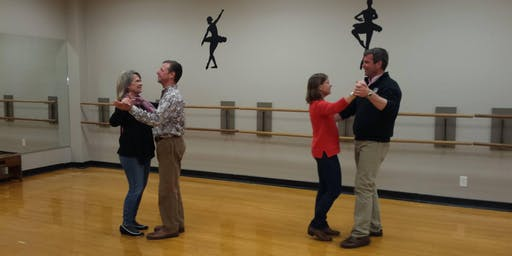 Beginner Ballroom Dance Class--6 Wk. Session