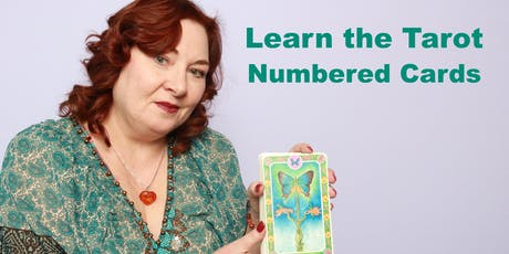 Learn the Tarot- Tarot Numbered Cards tickets