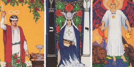 Christchurch Event: Mysticism in the Tarot with Mira Riddiford  tickets