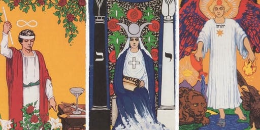 Christchurch Event: Mysticism in the Tarot with Mira Riddiford