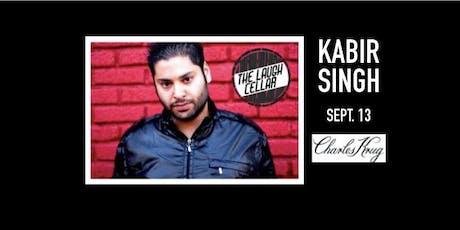 Comedian Kabir Singh - Charles Krug Winery tickets