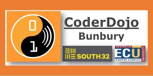 CoderDojo Bunbury Rookie Robotics with Edisons