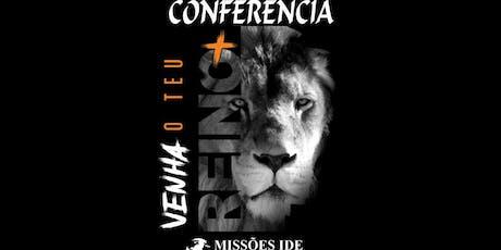 Conferência Projeto Missão Ide 2019 ingressos