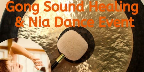 Gong Sound Healing & Nia Dance Event - Melbourne  tickets