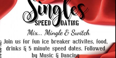 Speed Dating Event/  Mix..Mingle & Switch  tickets