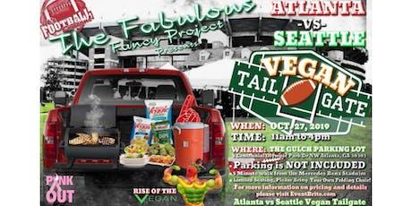 Vegan Tailgate Party (Atlanta vs Seattle) tickets