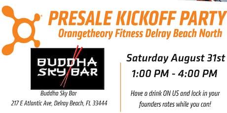 Orangetheory Fitness Presale Kick-Off Party tickets