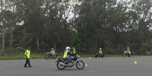 Pre-Provisional Rider Training Course 191027P