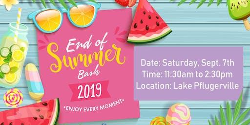 TAC End of Summer Bash!