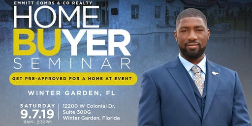 Free Homebuyer Seminar
