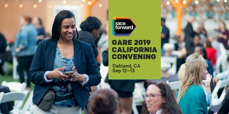 GARE 2019 California Convening tickets
