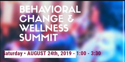 Behavioral Change & Wellness Summit