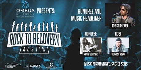Rock To Recovery Austin, Presented by Omega Recovery  tickets