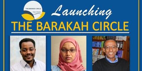 Launching The Barakah Circle tickets