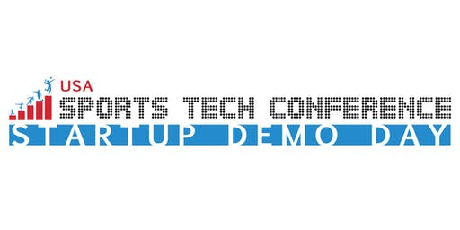 USA Sports Tech Startup Demo Day 2019