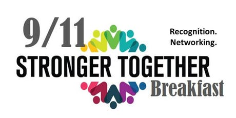 9/11—Stronger Together Breakfast tickets