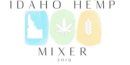 Idaho Hemp Mixer