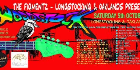 Woodstock Fifty Years ago Celebration tickets