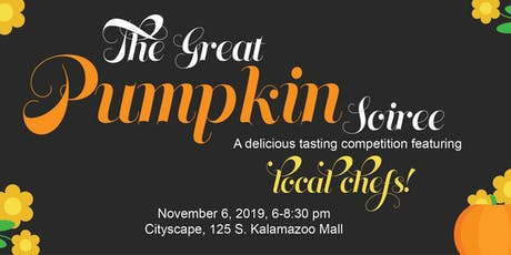 Pumpkin Soiree Sponsor tickets