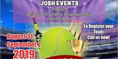 Jersey T10  Cricket Charity Championship tickets