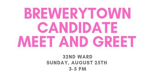 Brewerytown Meet and Greet with Joe Cox