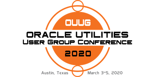 2020 Oracle Utilities Network Management System (NMS) Users Group Conference