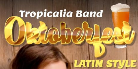 Oktoberfest - Latin Style Kick tickets