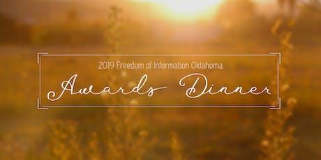 2019 FOI Oklahoma Awards Dinner tickets