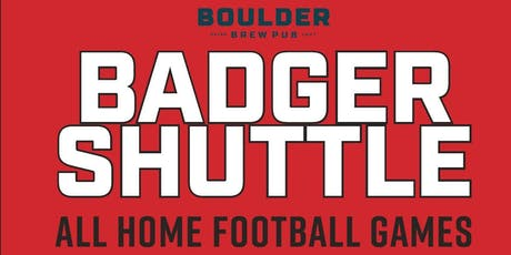 Badger Football Shuttle tickets